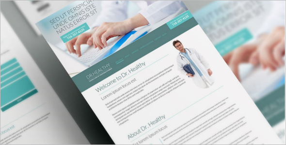 Doctor's Blog Theme
