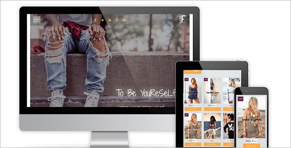 Drupal E-commerce Fashion Website Theme