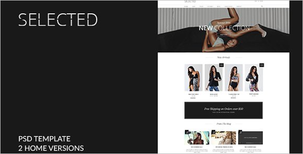 E-commerce Apparel Joomla Template