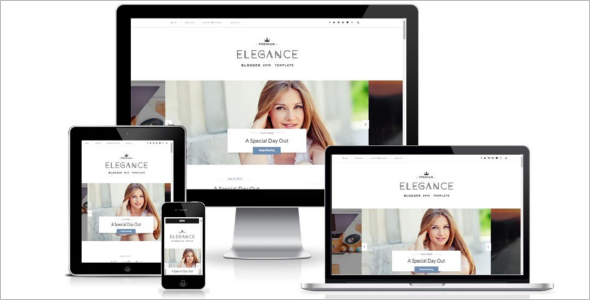 Elegance Blog Template