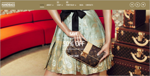 Fashion Bootstrap Boutique Template