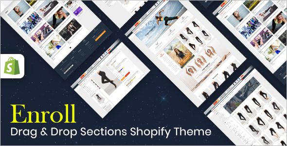 Fashion Bootstrap Template Model