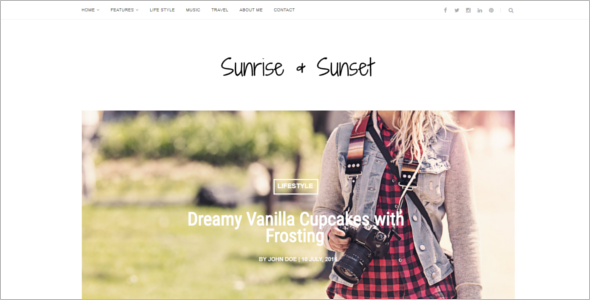 Fashion Drupal 8 Theme