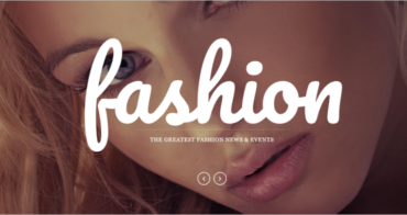 Fashion Drupal Themes