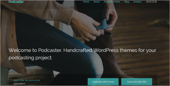 Flexible Multimedia WordPress Theme