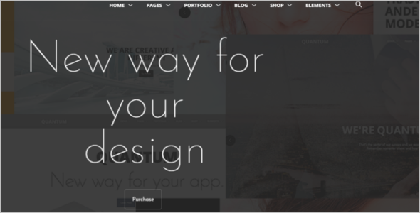 Formal Blog Template