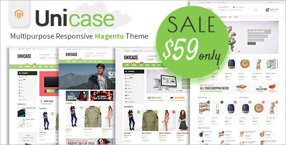 Fully Responsive Magento Theme