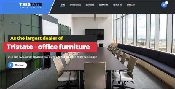 Furniture Magento 2 Theme