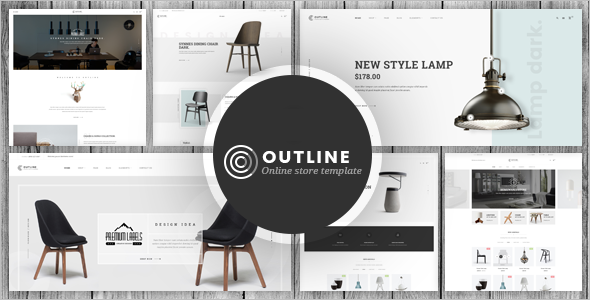 Furniture Prestashop Theme