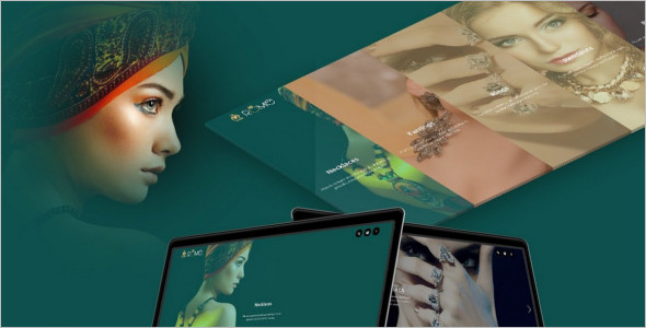 HTML Fashion Store Website Template