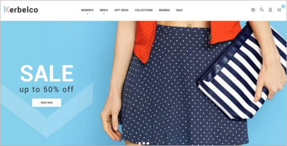 Handbag PrestaShop Theme