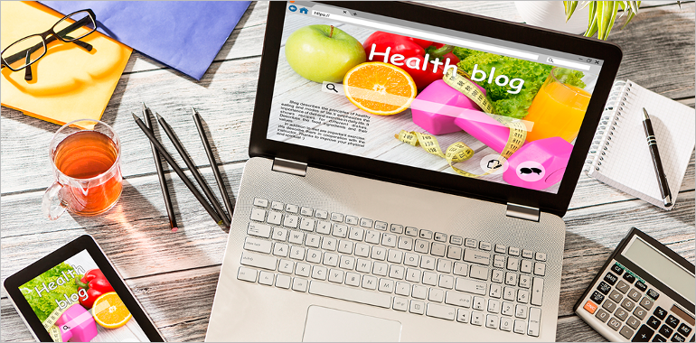 Health Blog Themes