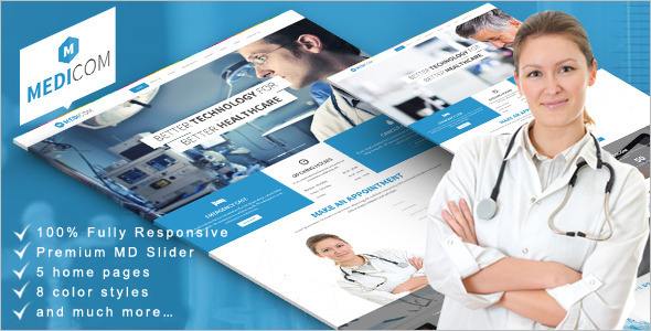 Health Drupal Themes