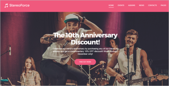 High Performance WordPress Theme