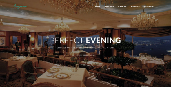 Hotel Bootstrap HTML Theme