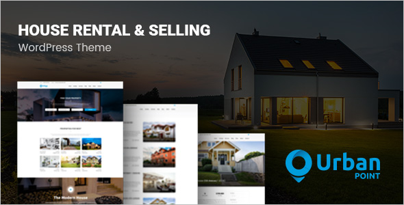 House Selling WordPress Theme