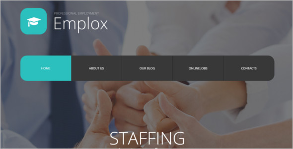 Job Board Joomla Design Theme