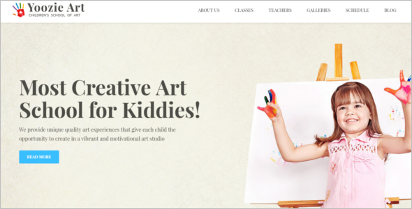 Latest Child WordPress Theme