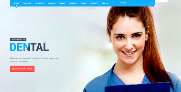 Latest Medical HTML Template