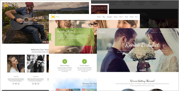 Latest Professional Blogger Template