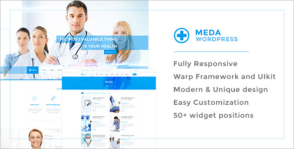 Medical Blog Template
