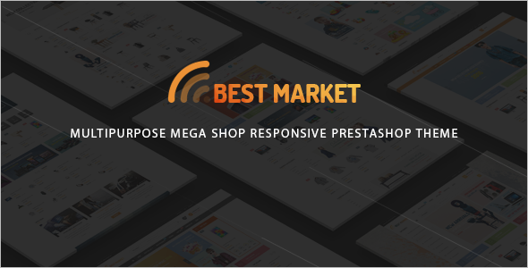 Mega Shop Prestashop Theme