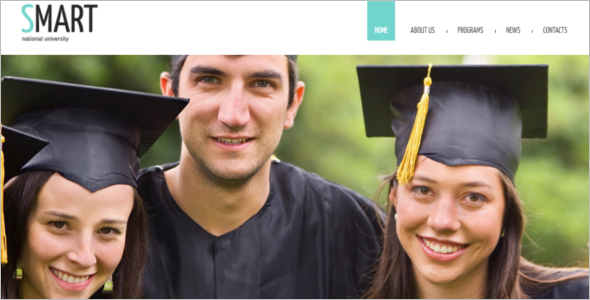 Minimal Education Drupal Theme