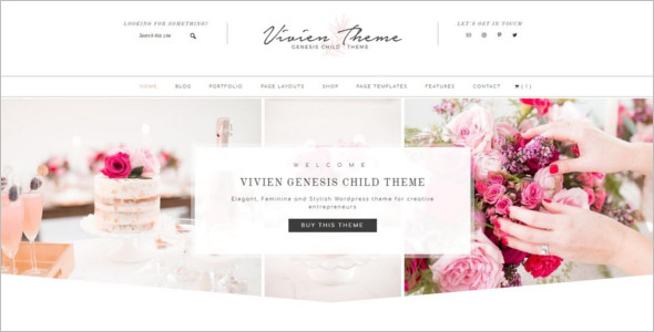 Modern E-commerce WordPress Theme