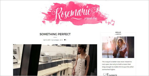 Modern Fashion Store WordPress Theme
