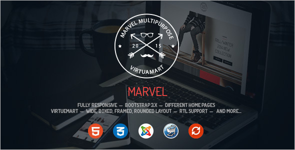 Multi Concept Virtuemart Theme