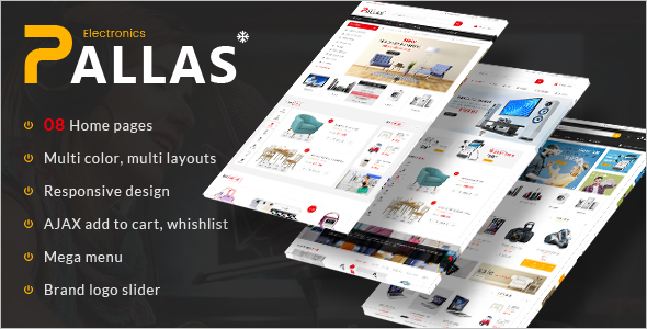 Multi Purpose Magento Theme