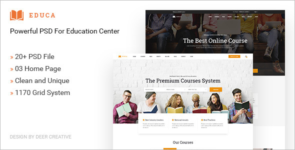 Multiconcept Corporate WordPress Template