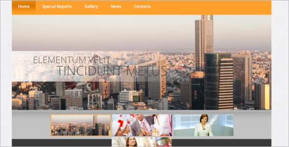 Multimedia Responsive WordPress Theme