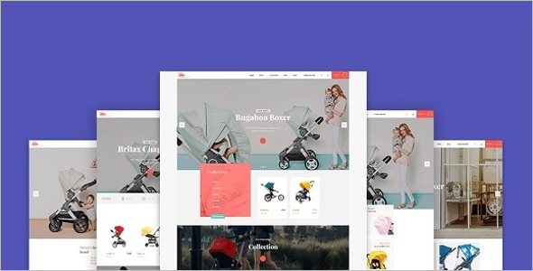 Multiple Prestashop Theme