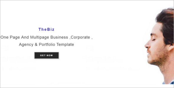 Multipurpose Business Blog Template