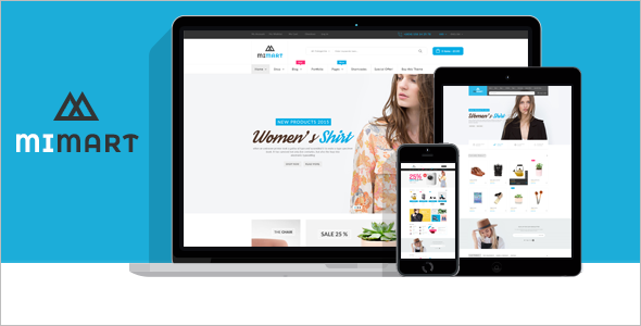 Multipurpose E-commerce Joomla Template