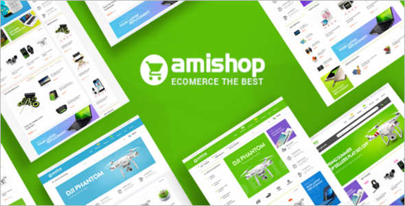 Multipurpose Ecommerce Prestashop Theme