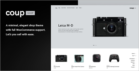Online E-commerce WordPress Theme