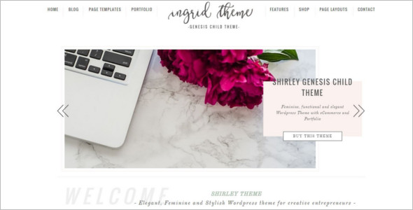 Photography E-commerce WordPress Theme