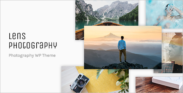 Photography WordPress Client Theme