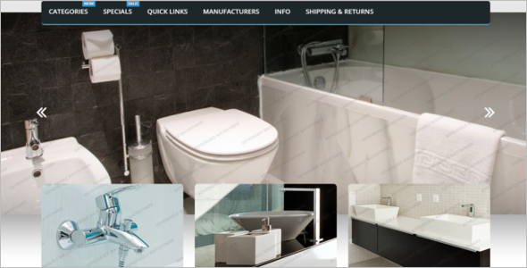 Plumbing Services Bootstrap Template