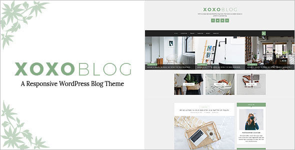 Portfolio WordPress Blog Theme