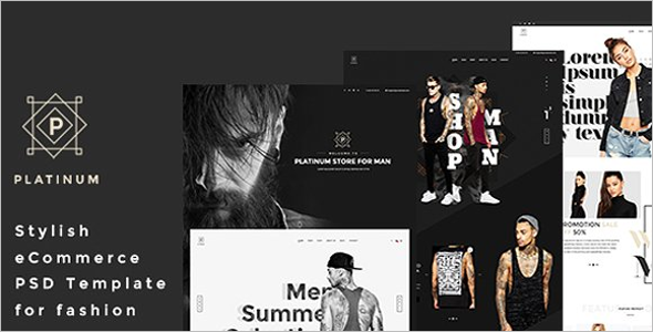 Premium Drupal E-commerce Website Theme
