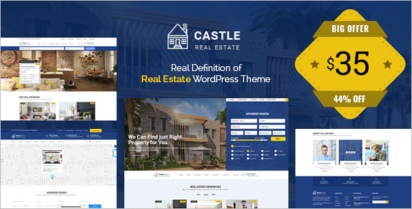 Property Provider WordPress Theme