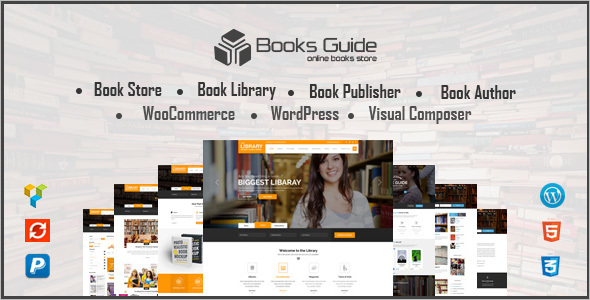 Publishing House WordPress Theme