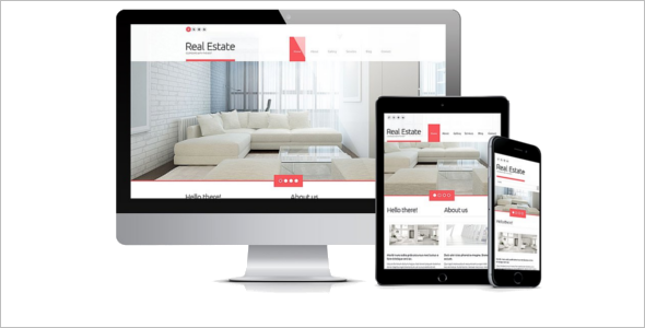 Real Estate Agency Blog Template
