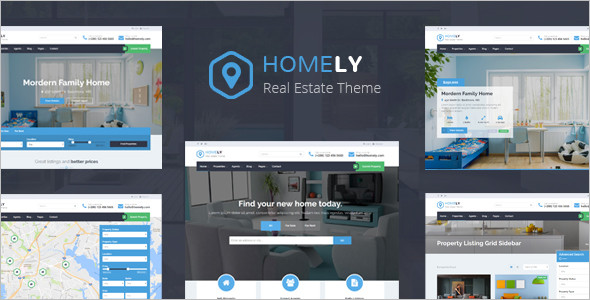 Real Estate HTML&CCS3 Template