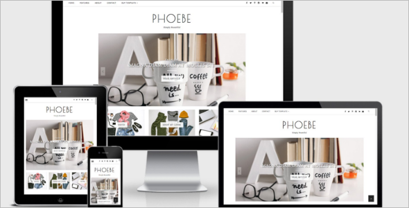 Responsive Professional Blogger Template