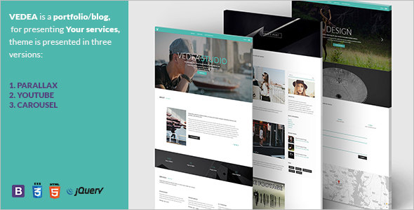 Resume Blog Theme