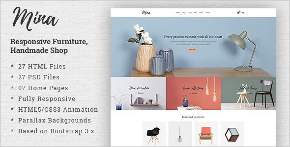 Retro Style Blogger Template